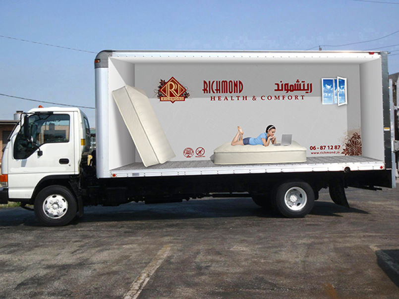3D Truck ad.2