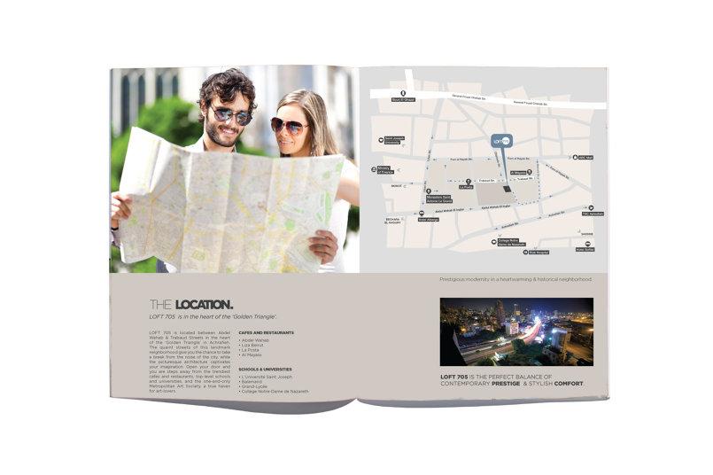 Loft 705 Brochure