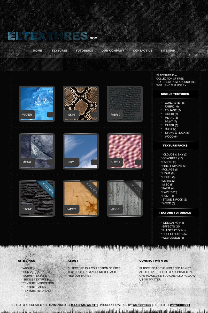 el textures .. Personal work