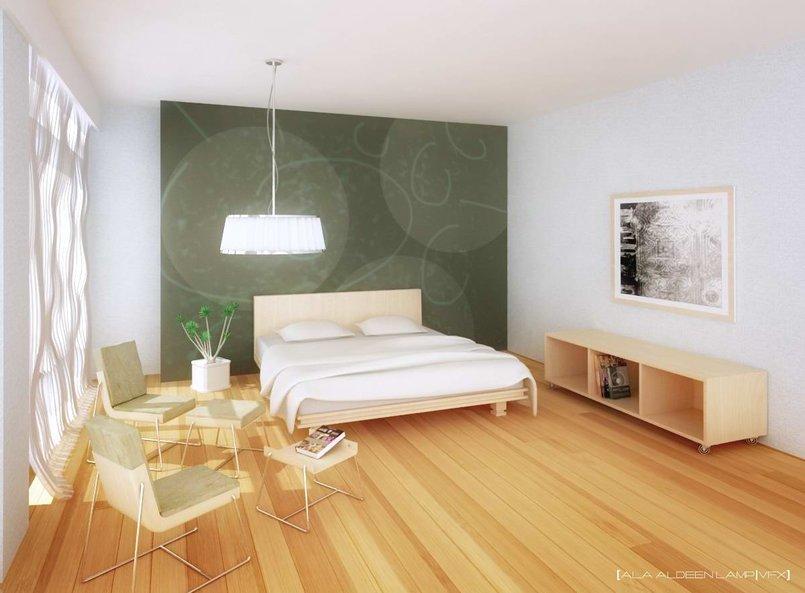 Interior & Exterior 3D Production