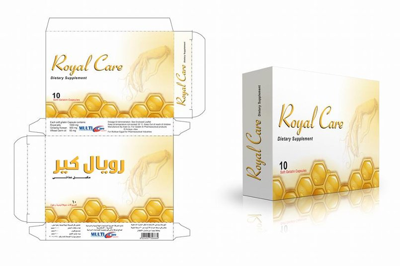 Royal Care vitamin