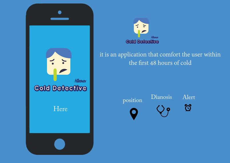 App Idea  Cold Detective
