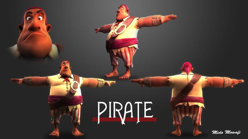 Pirate Still in Progress