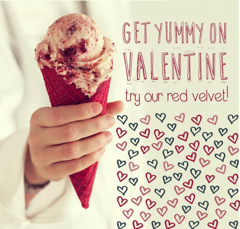 Valentines Day. Gerard.