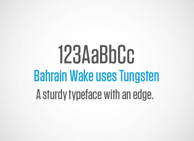 Bahrain Wake