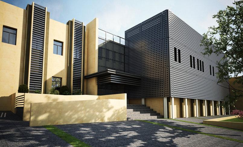 HSA building
