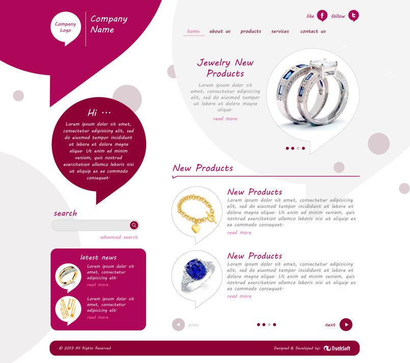 Jewelry-Template