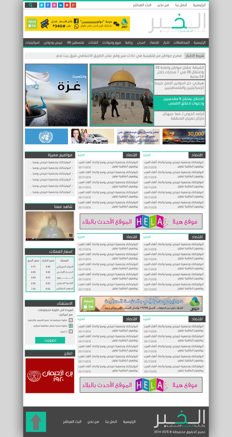 الموقع