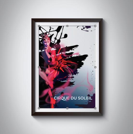 poster cirque du soliel
