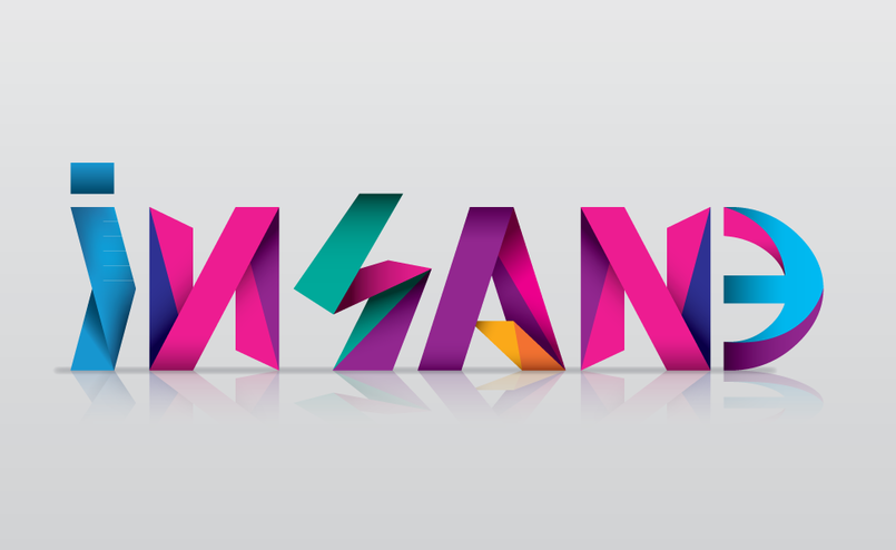 iNSANE logo.