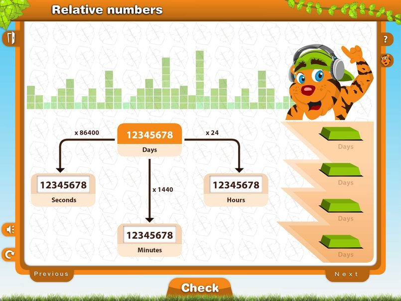 Math Game (Mathematics 4)