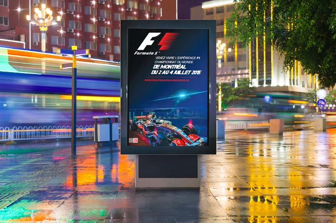 poster Formula 1