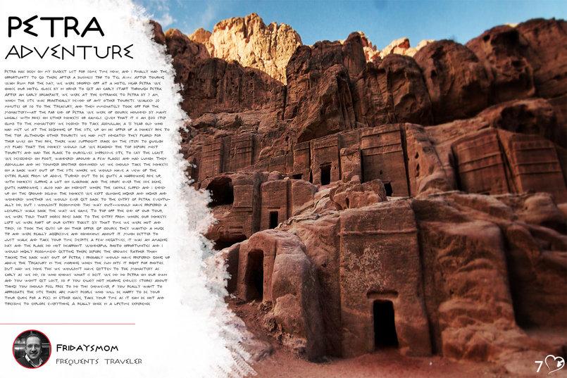 مجلة سياحية اردنية
