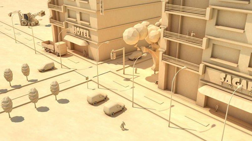 منوعات عن أعمالي 3D