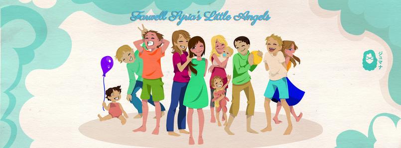 Good Bye Syria's Little Angels