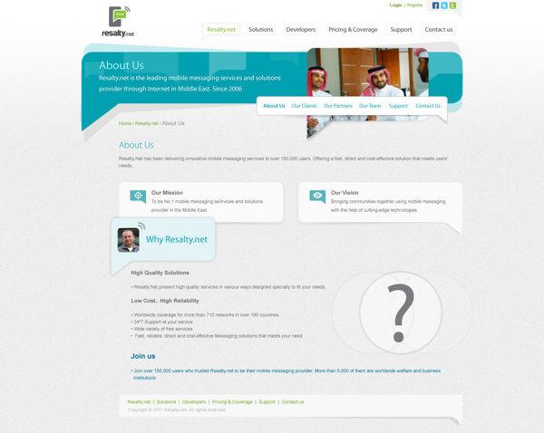 Resalty Website