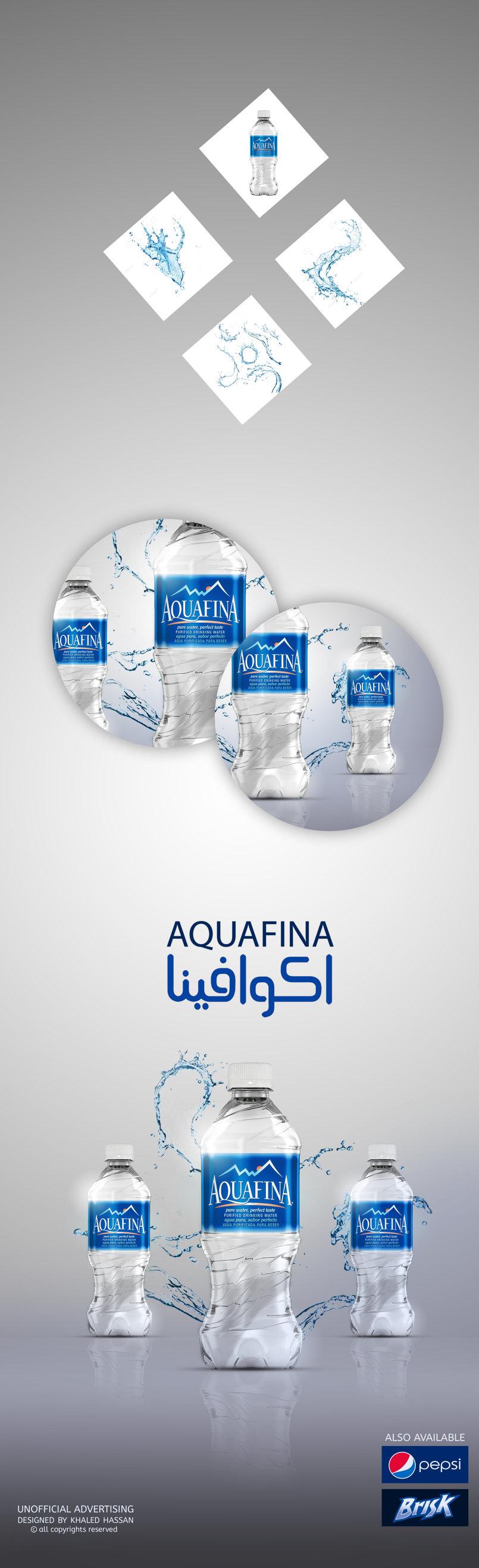 Aquafina | Print Adv