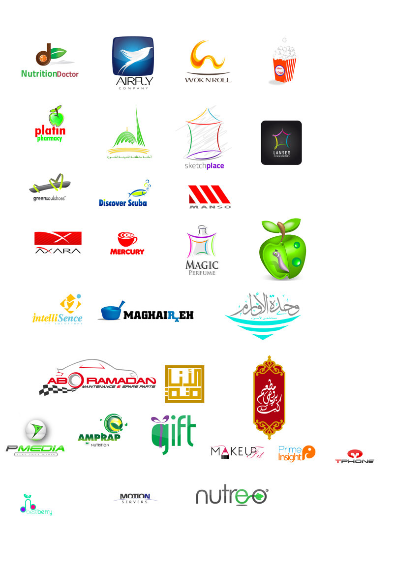 Collection of logo