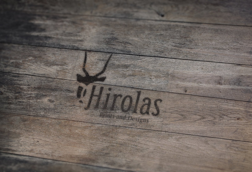 Hirolas Prints and Designs - Logo Design