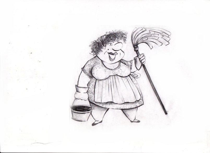 1 - pencil sketchs