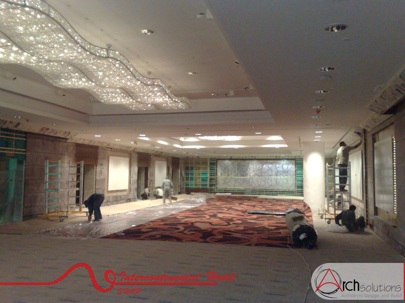 Intercontinental Hotel Amman Ball rooms