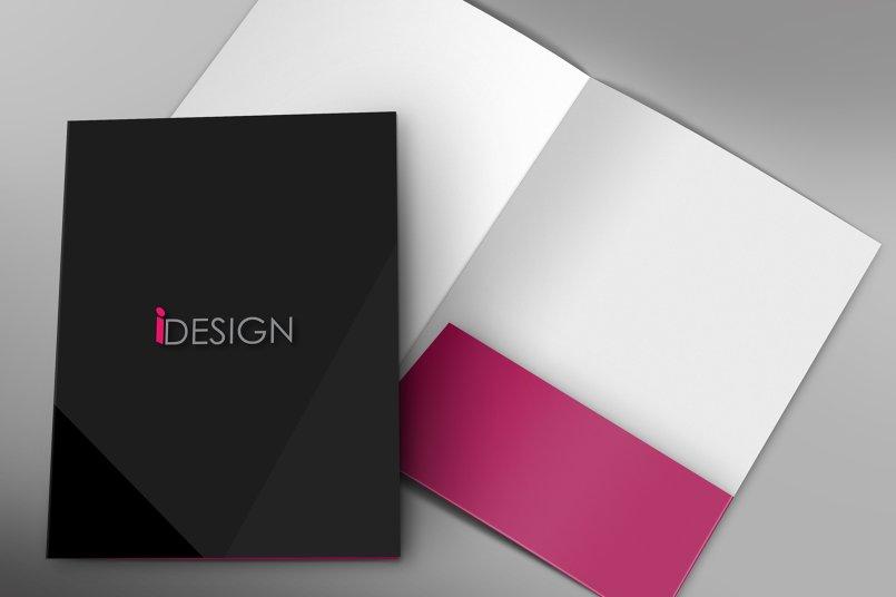 تصميمات هوية الشركة اي ديزاين بالمملكة