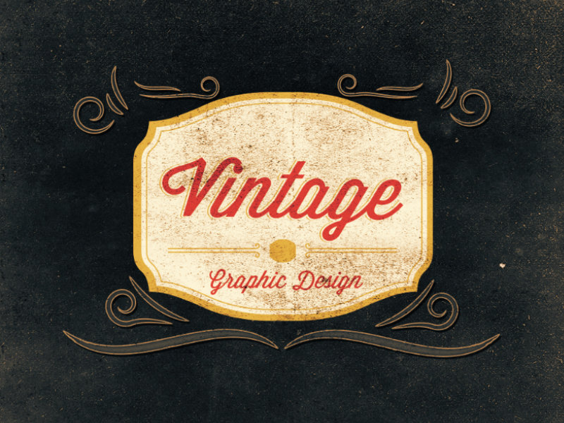 Vintage Retro Logo