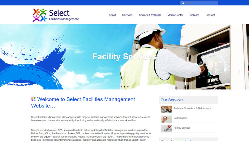 Select Facilities Management