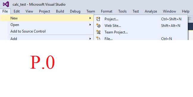 صنع آلة حاسبة بإستخدام برنامج Visual Stdio