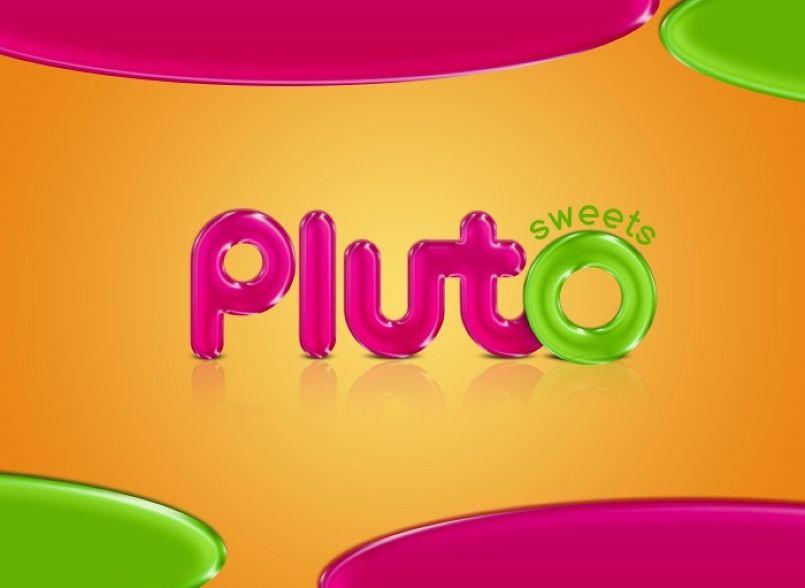 Pluto sweets logo