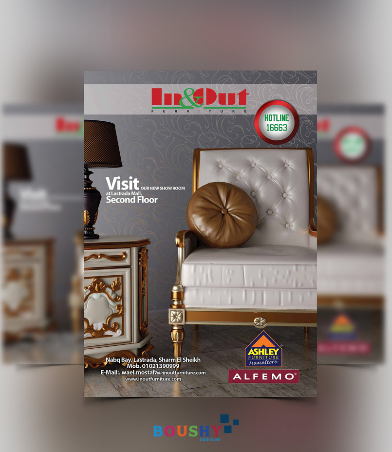 In&Out Furniture ( Sharm El Sheikh ) Flyer