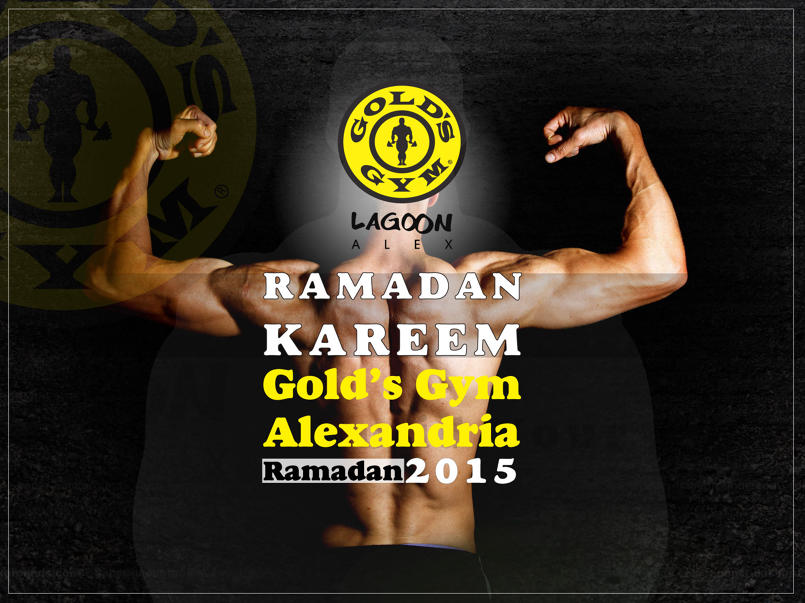 """""""Gold's Gym """""""