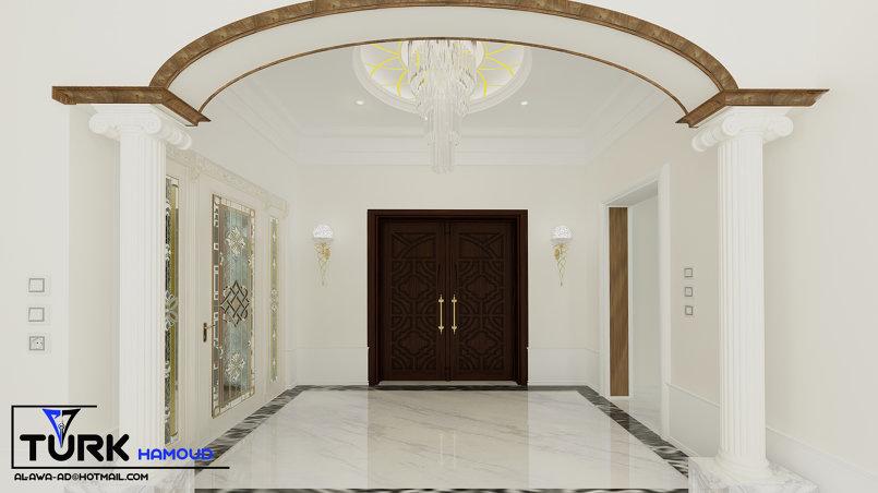 بعض مما راق لي من اعمالي المنفذه في الرياض وابو ظبي
