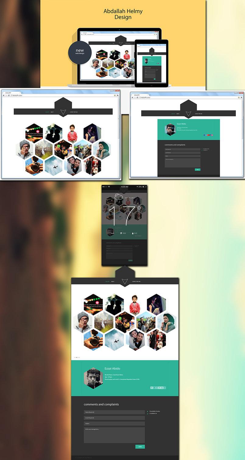 Ui - Photography Web Site