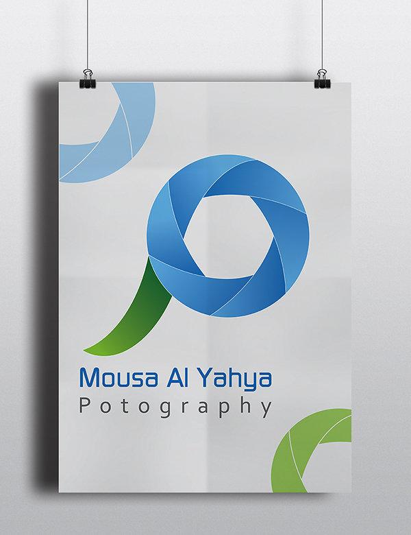 تصميم شعار خاص للتصوير الفوتوغرافي