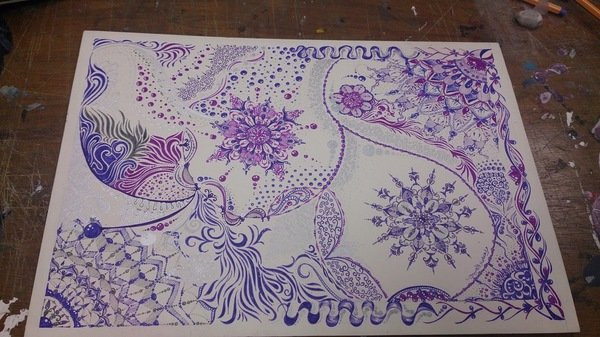 Mariam AlObaidy Creative arts