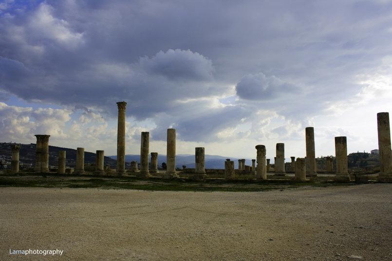 Jerash city