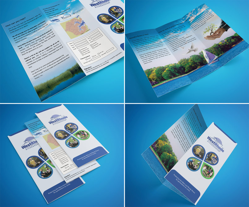 Brochures & Flyers Collection