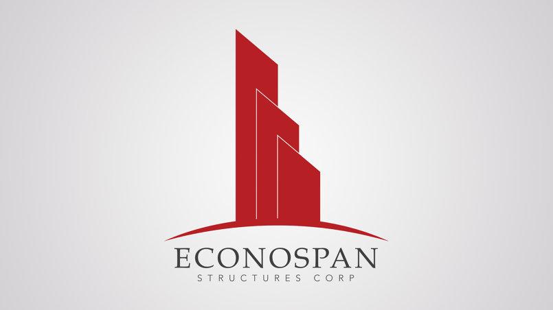 شعار ECONOSPAN - شعار خاص بشركة عقار