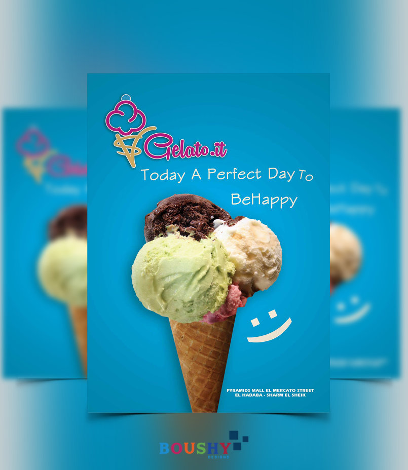 Gelato.it Flyer