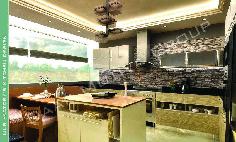 OUR FACTORY KITCHEN WORK