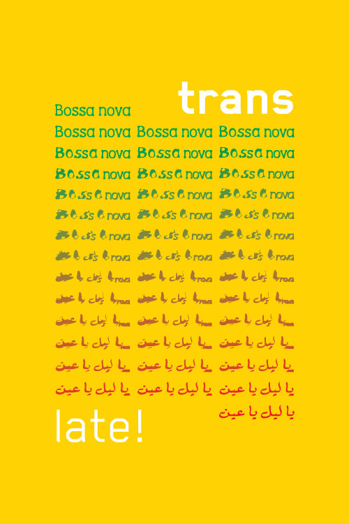 trans-project / flyer003