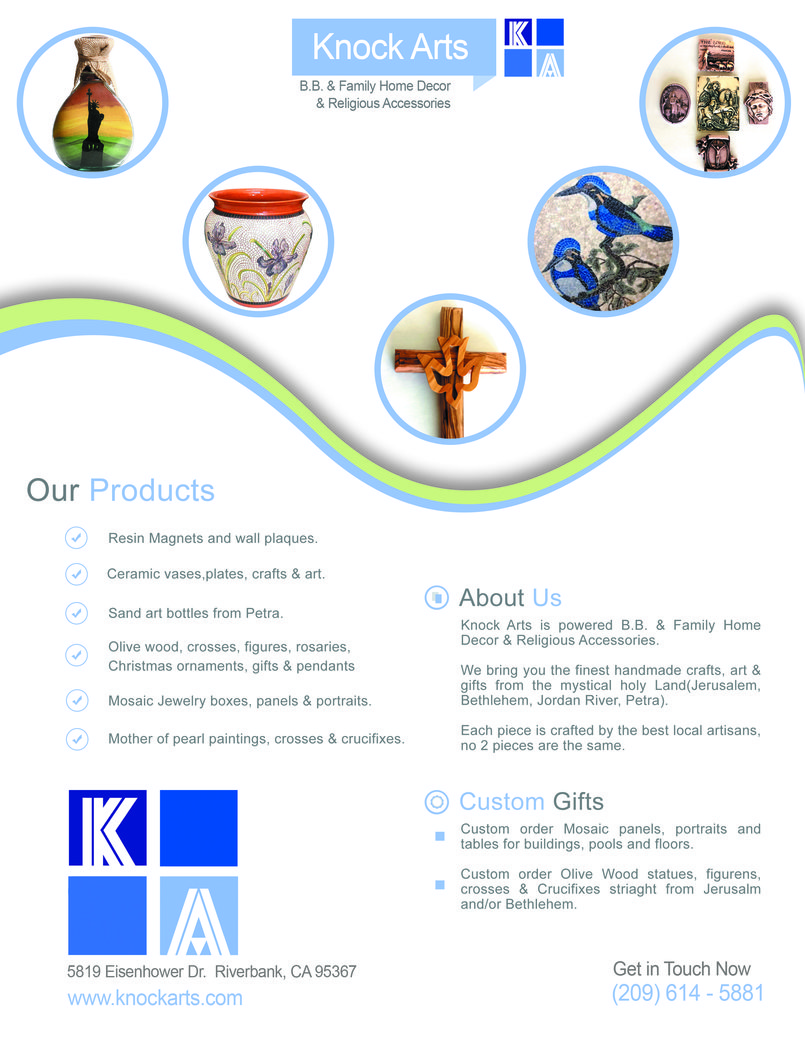Brochure For a US company