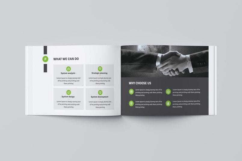 Corporate Business Brochure 01