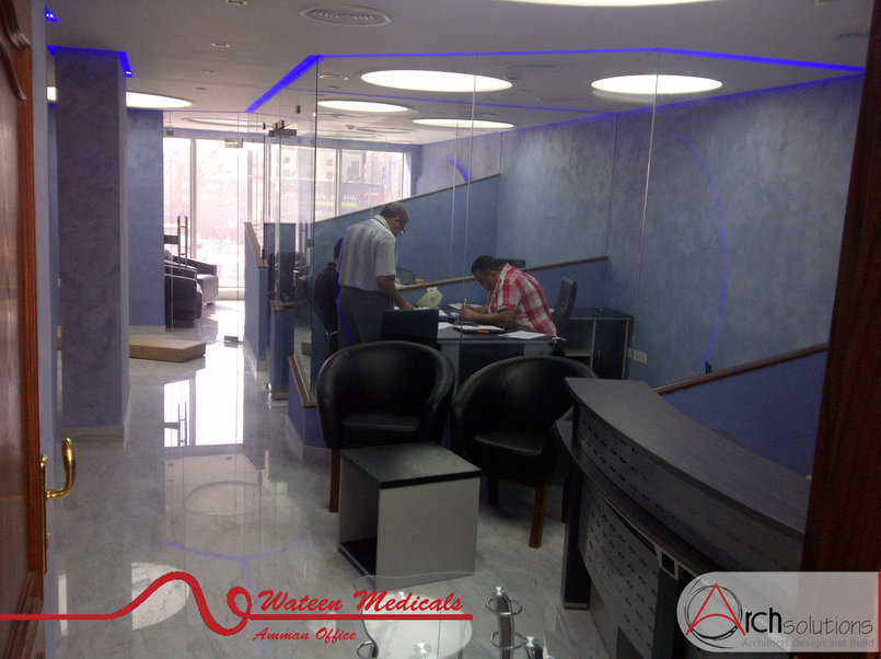 Wateen Medicals Home Office
