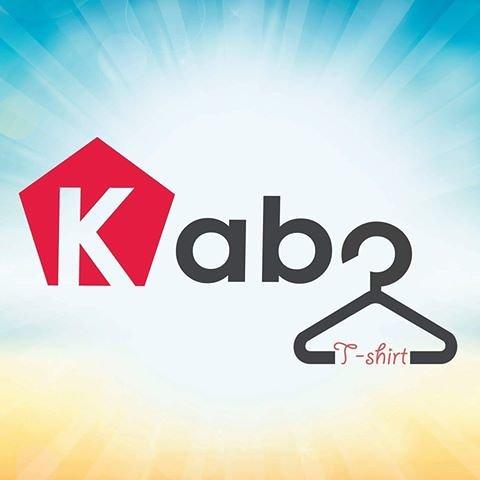 logo kabo t-shirt