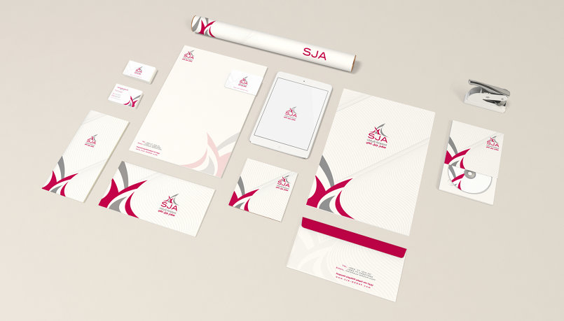SJA Group | Full Branding