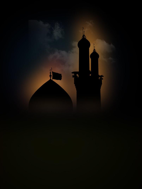 تصميم لقبة الامام الحسين عليه السلام