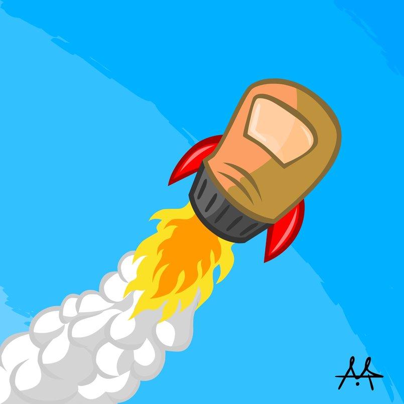 Missile Toe.