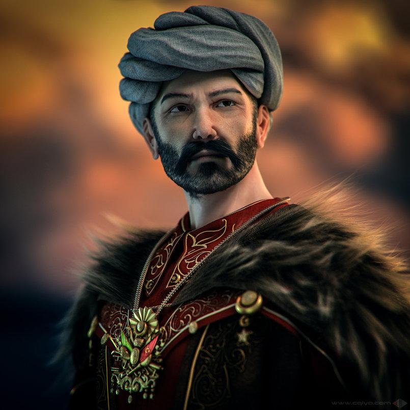 Ottoman Leader